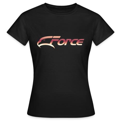 Force RoseGold - T-shirt dam
