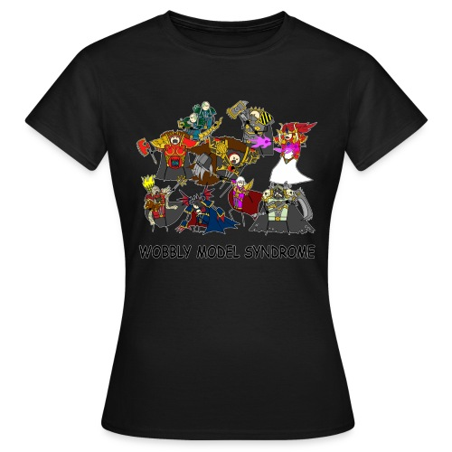 evil forefathers - Women's T-Shirt