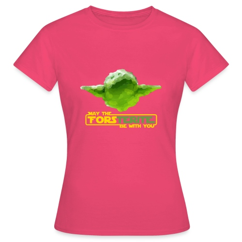 Forsterite force - Camiseta mujer