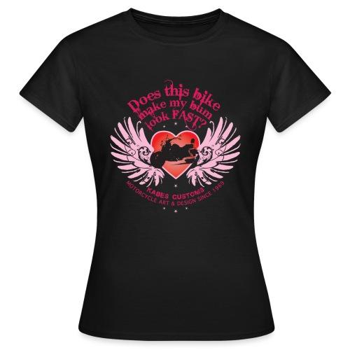 Kabes Fast Bum T-Shirt - Women's T-Shirt
