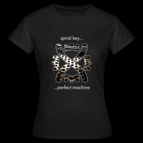 Perfect Machine - Women's T-Shirt