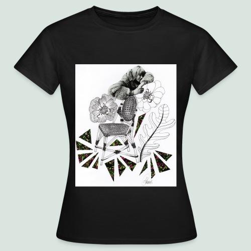 Rêve d automne - T-shirt Femme