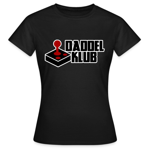 DK Logo mit Outline - Frauen T-Shirt