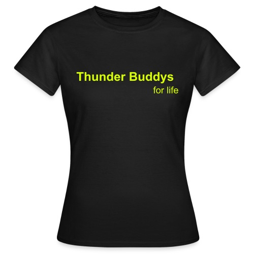 thunder - Frauen T-Shirt