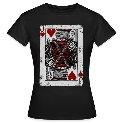 Joker Mummy - Maglietta da donna