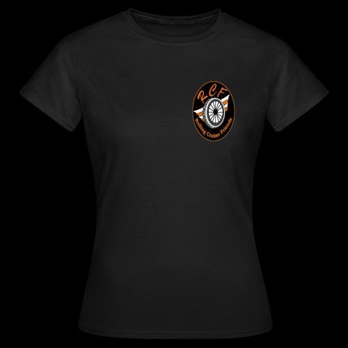 Logo Vektorgrafik gif - Frauen T-Shirt