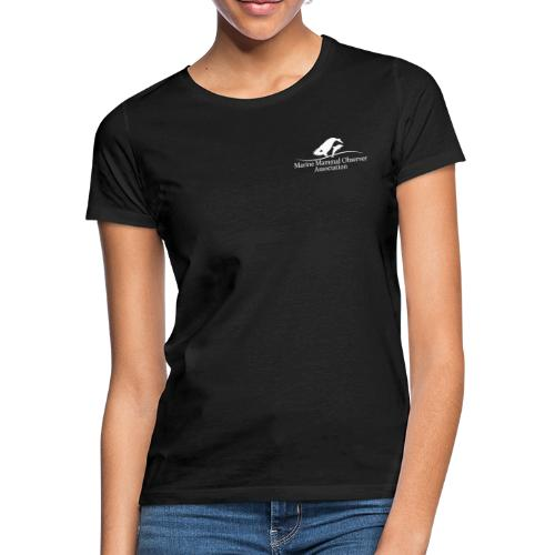 PSO identifier MMOA logo white - Women's T-Shirt