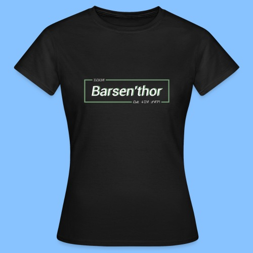 Barsen'thor - Hope of the Jedi - Women's T-Shirt