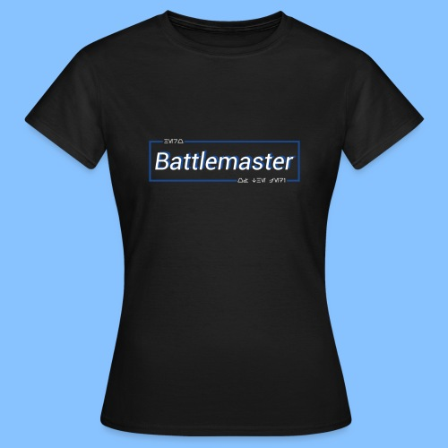 Battlemaster - Hero of the Jedi - Women's T-Shirt