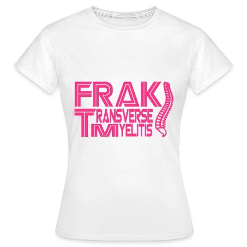 frak tm v2 - Women's T-Shirt