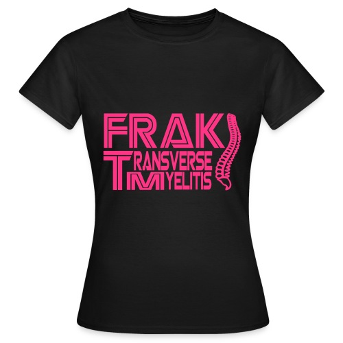 frak tm v2 - Women's T-Shirt