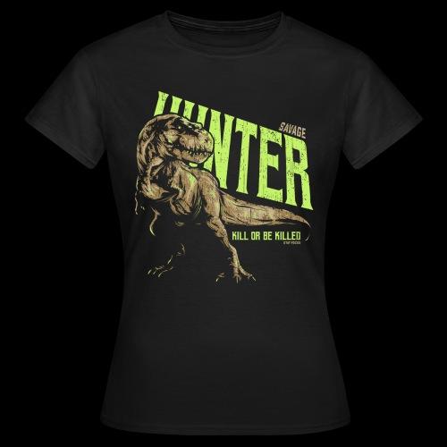Dinosaurier Tyrannosaurus rex - Frauen T-Shirt