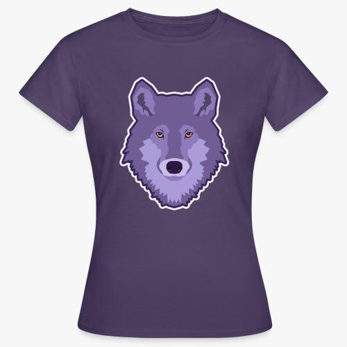 Spirit Wolf - Dame-T-shirt