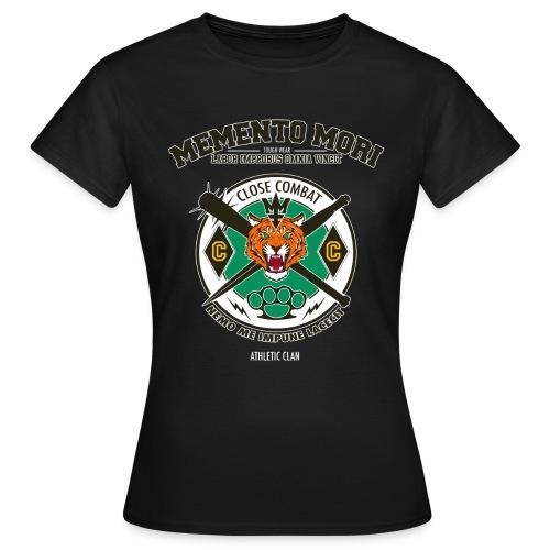 CLOSE COMBAT - T-shirt Femme