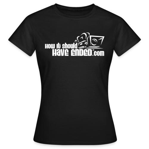 hishe logo - Women's T-Shirt