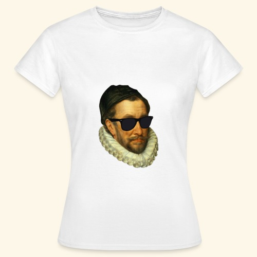 Fijn Uitgedoste Barbaar - Vrouwen T-shirt