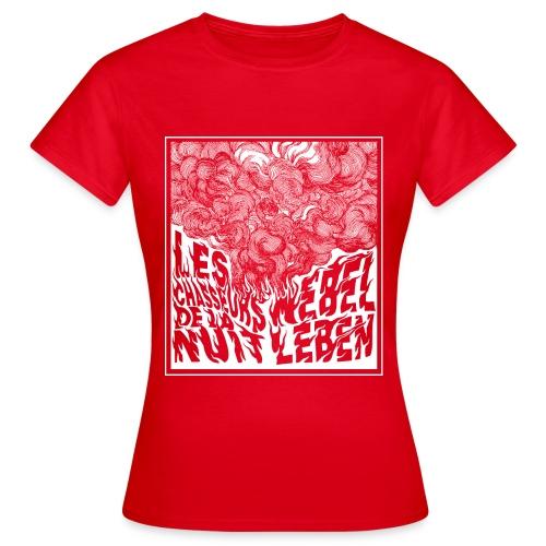 Nebel Leben White - Women's T-Shirt
