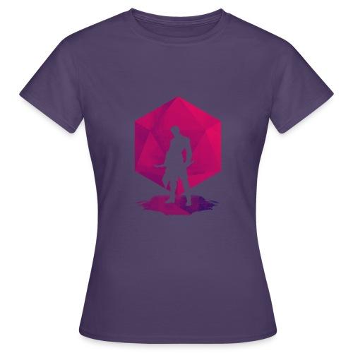 Varjo-salamurhaaja - Dungeons and Dragons d20 - Naisten t-paita