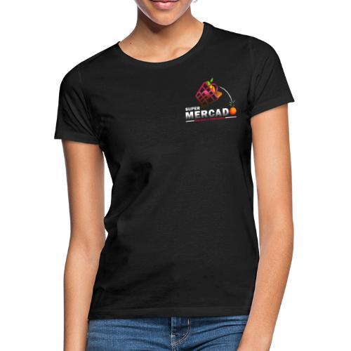 Logo rojo2 - Camiseta mujer