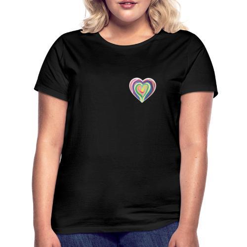 The art of love - Women's T-Shirt