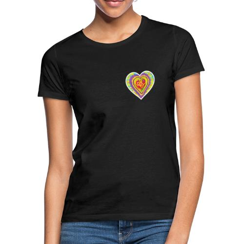 Life is a colorful circus - Women's T-Shirt