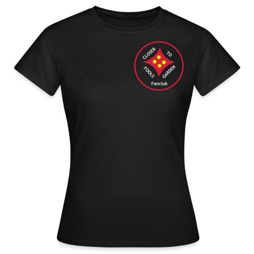 closerlogo - Frauen T-Shirt