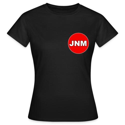 JustNotMe Logo - Vrouwen T-shirt
