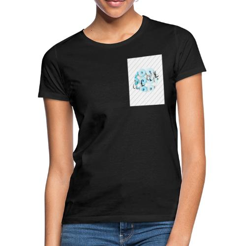 my Logo - Frauen T-Shirt