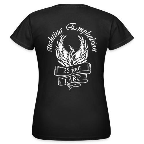 Emphebion 25 jaar jubileum - Vrouwen T-shirt