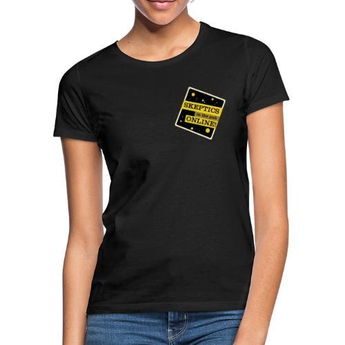 SitP Logo Angled - Women's T-Shirt