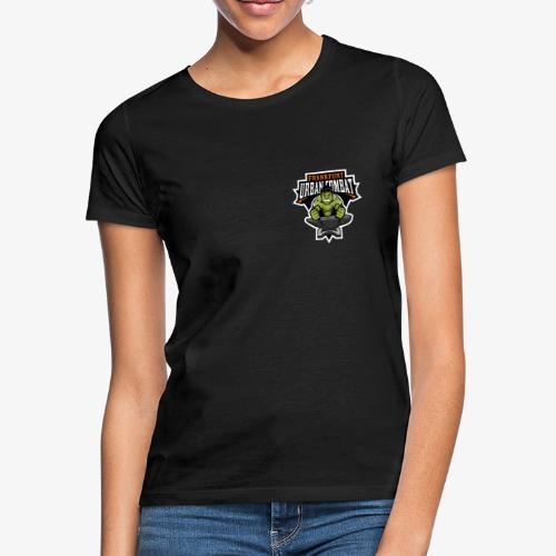 UCF Logo Farbe - Frauen T-Shirt