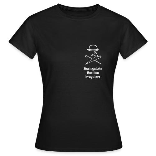 bbi transparenthar - Women's T-Shirt