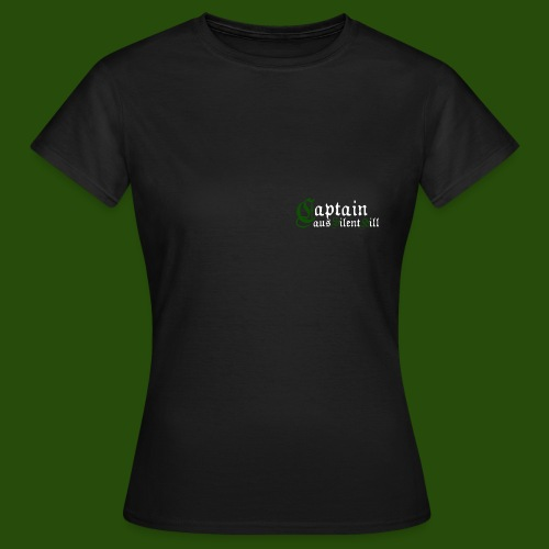 Captain aus SH_b - Frauen T-Shirt