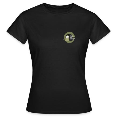 LoggaTransparent copy - T-shirt dam