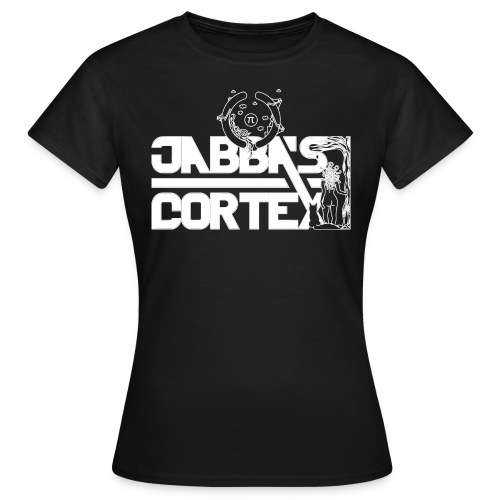 Jabba´s Cortex Logo 14 WH - Frauen T-Shirt