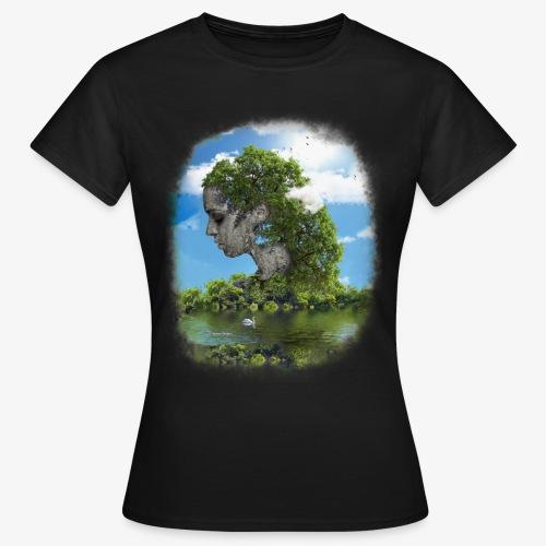 Land of Id - T-shirt dam