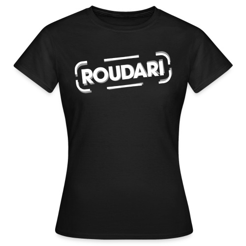 Roudari - Naisten t-paita