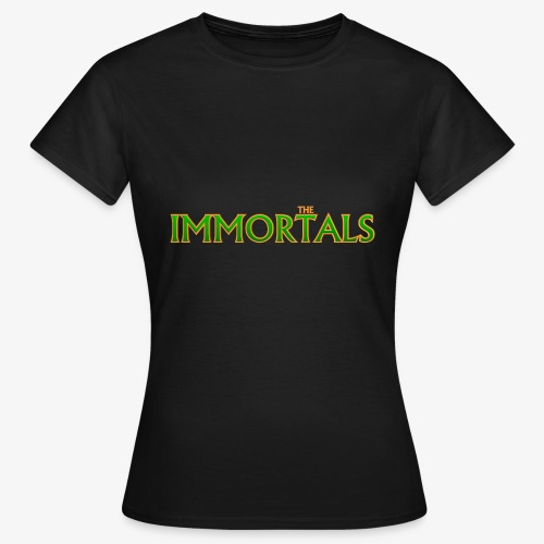 Immortals - Women's T-Shirt