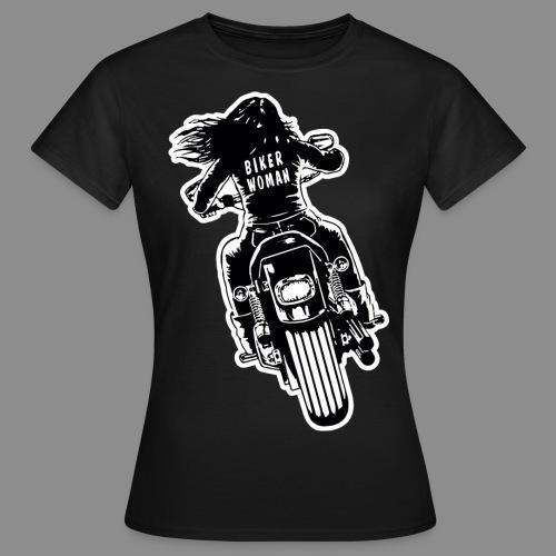 Biker Woman - Camiseta mujer