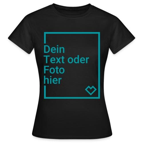 emp_placeholder_shirts DE - Frauen T-Shirt