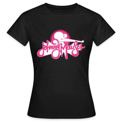 johnny mauserpink - Frauen T-Shirt