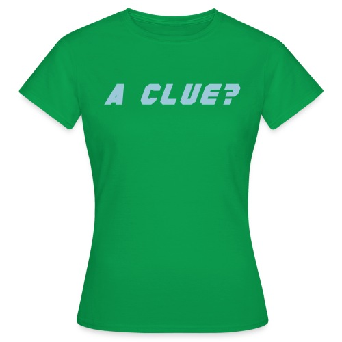 aclue - Women's T-Shirt
