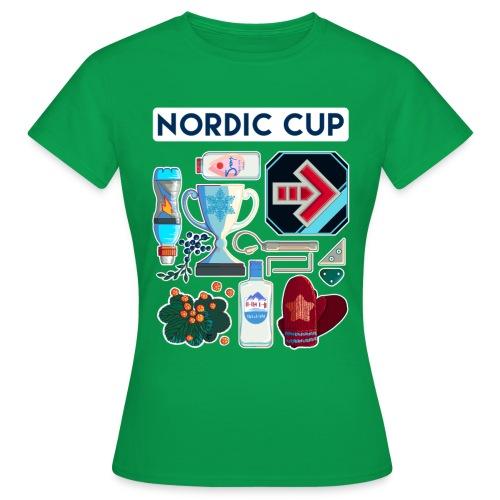 Nordic 2018 - Naisten t-paita