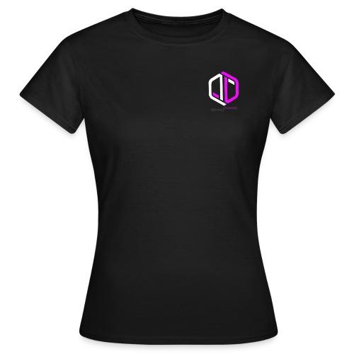 Diversity Logo Weiß Frauen png - Frauen T-Shirt