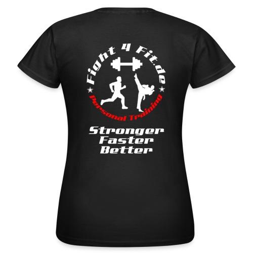 logo tri 3 - Frauen T-Shirt