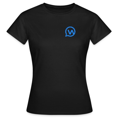 Whatsgrappend BLUE - Vrouwen T-shirt