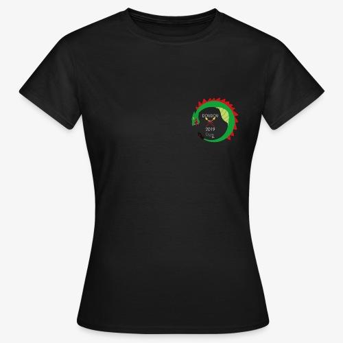 Dragon Doudou 2019 - T-shirt Femme
