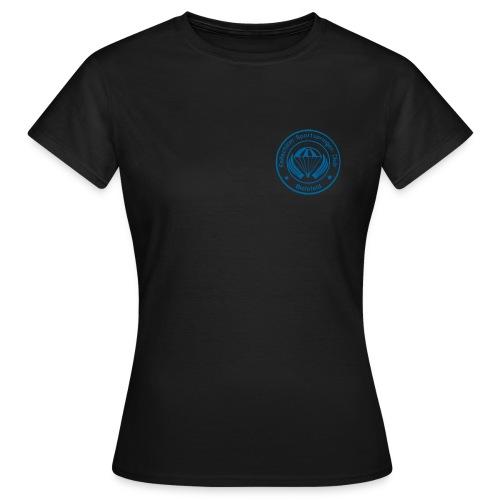 FSC Logo v3 Fotor png - Frauen T-Shirt