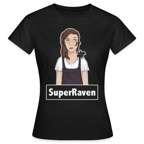 SuperRaven - Women's T-Shirt