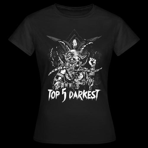 Top 5 Darkest - Women's T-Shirt